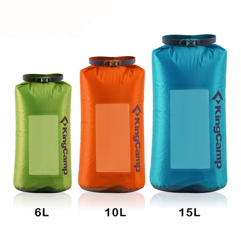 KingCamp 6L/15L Dry Bag