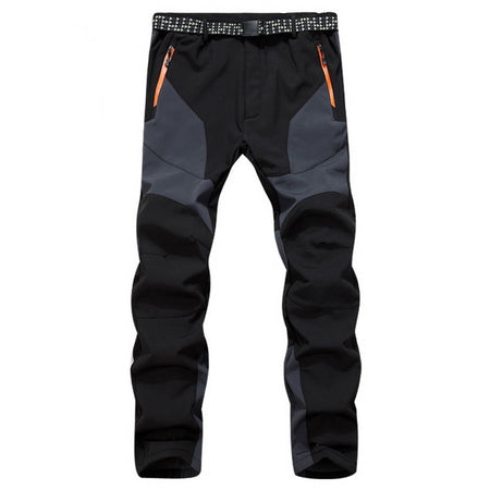 Softshell Winter Adventure Pants - Men's