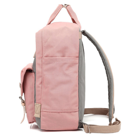 Traveler Canvas Backpack
