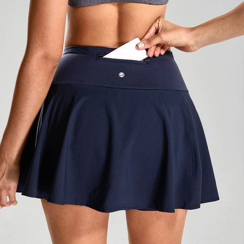 Tennis Skirt With Built in Shorts