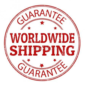 Image of Worldwide Shipping