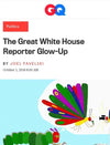 The Great White House Reporter Glow-Up - GQ