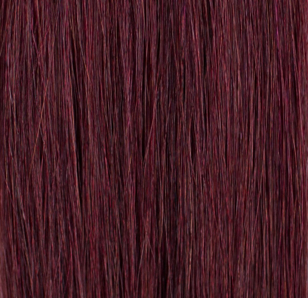 TAPE-IN BURGUNDY RED #99J