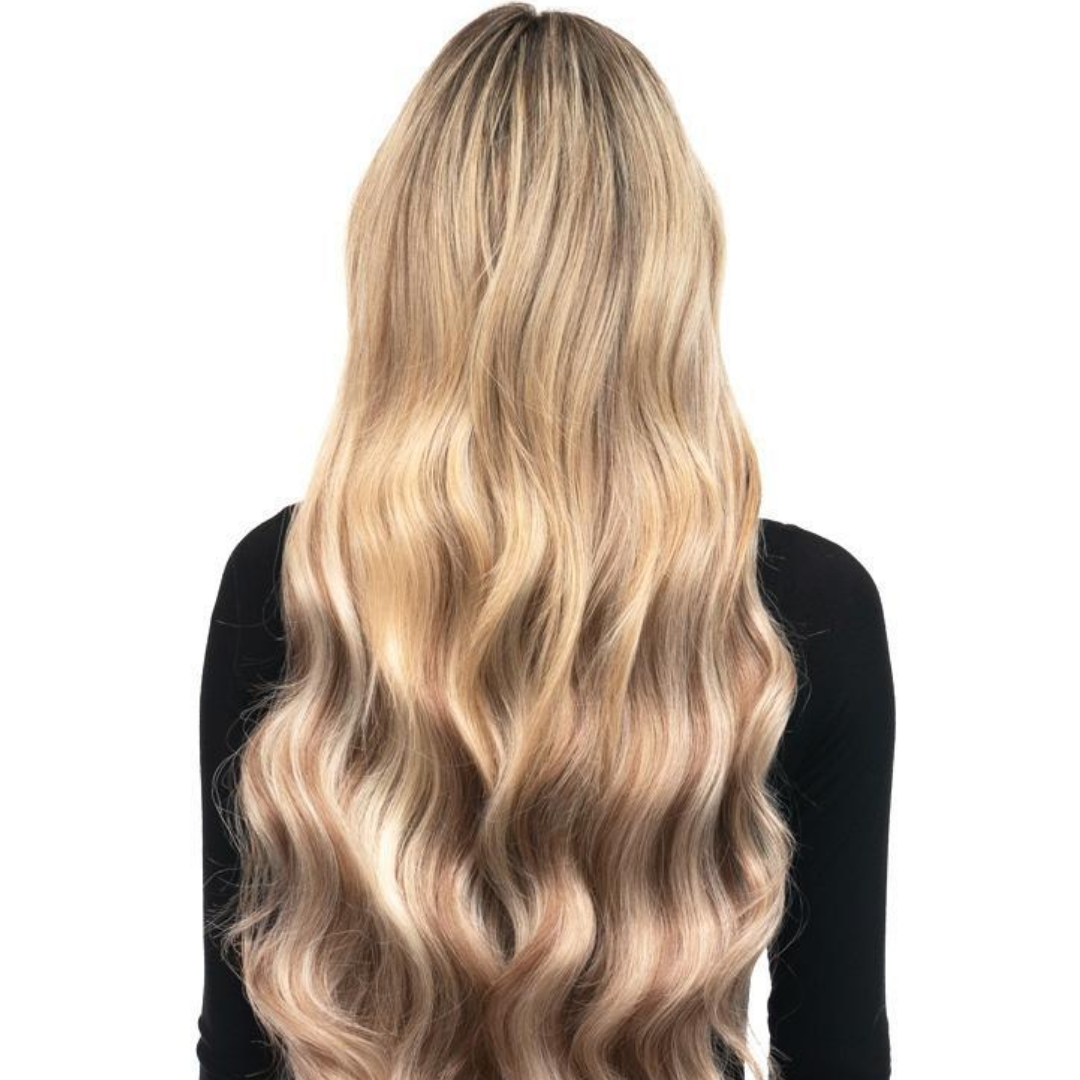Tape-In Champagne Highlights Blonde