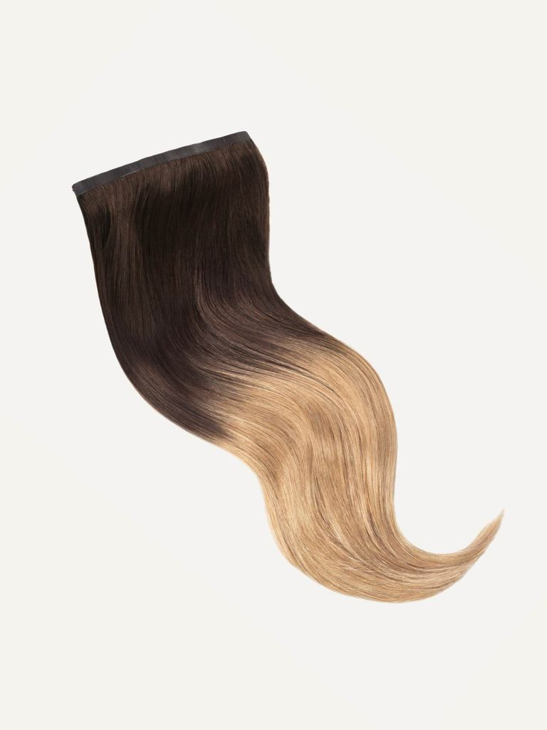 "20"" CLIP-IN TOFFEE OMBRE #T2/18"