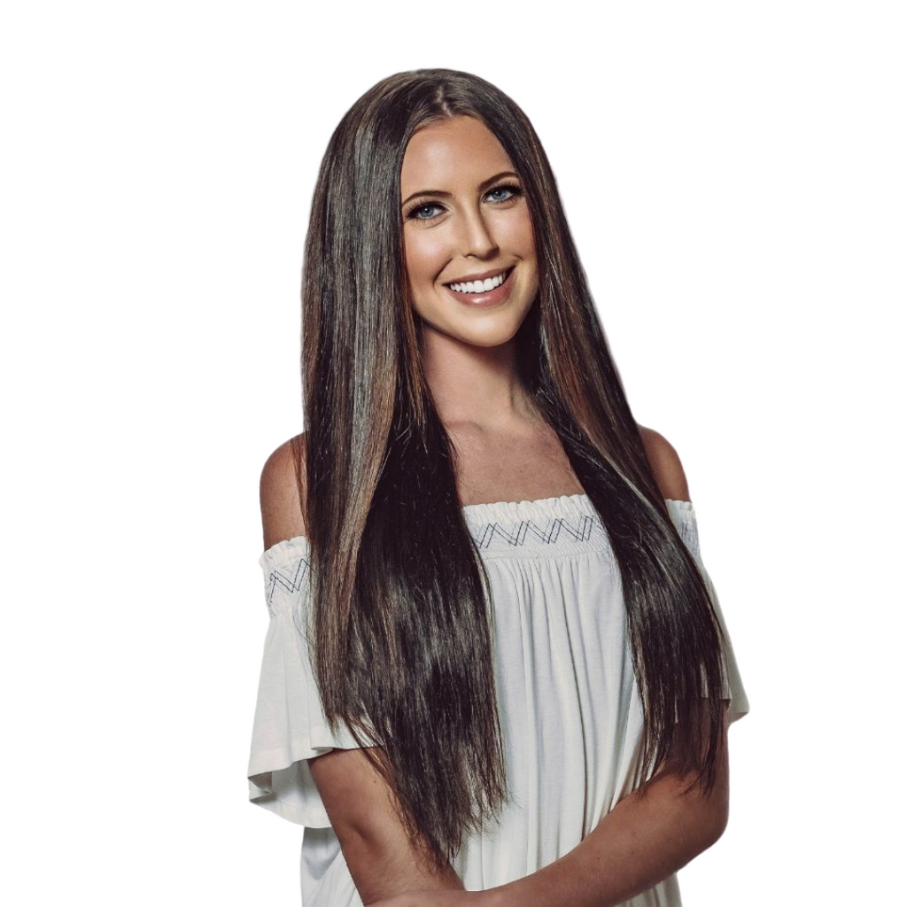 "20"" Ponytail Chocolate Brown #5"