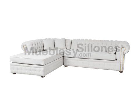 Esquinero Chesterfield