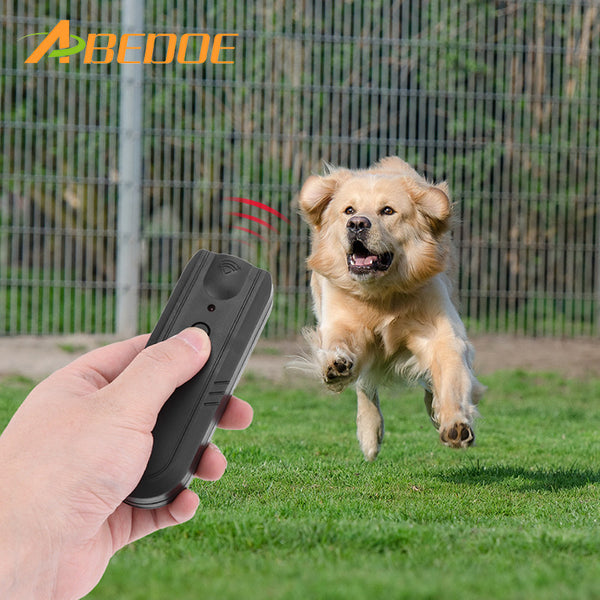Anti-Bark Ultrasonic Aggressive Pet Repellent