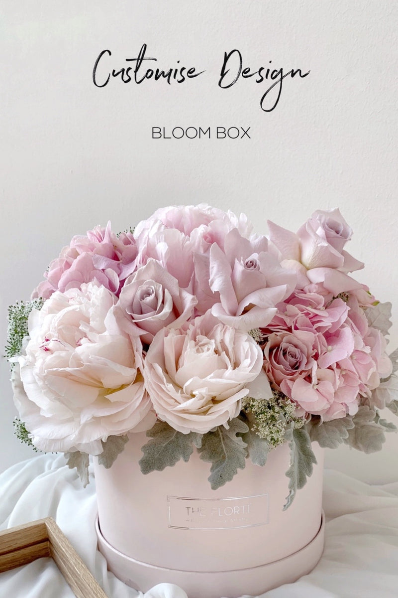 Roses a la carte, Red - Bloom Box