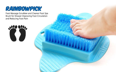 Footmate Foot Brush Rainbowpick