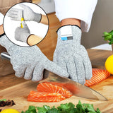 Anti Cut Magic Safety Gloves