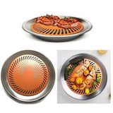 Ceramic Non-Stick Smokeless Stovetop Grill