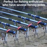 Automatic Fishing Rod Holder