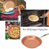 Non-stick Copper Frying Pan
