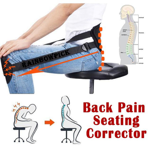 Back Pain Seating Corrector