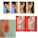 Invisible Sagging Earlobe Repair Tape