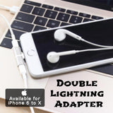 Double Lightning Adapter
