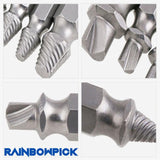 EasyOut - Damaged Screw Extractor (4pcs)