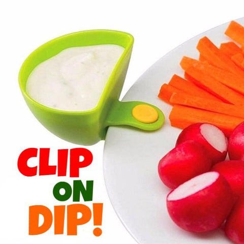 Clip On Dip Holder