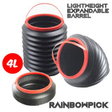 Lightweight Expandable Barrel