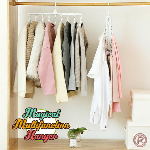 Magical Multifunction Hanger