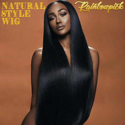 Natural Style Wig