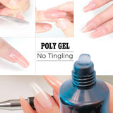 Poly Gel Nail Extension (30ML)