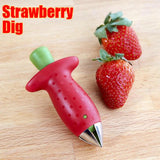 Strawberry Dig