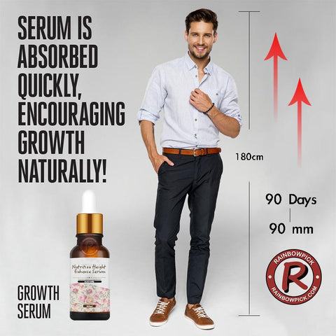 Herbal Height Growth Serum