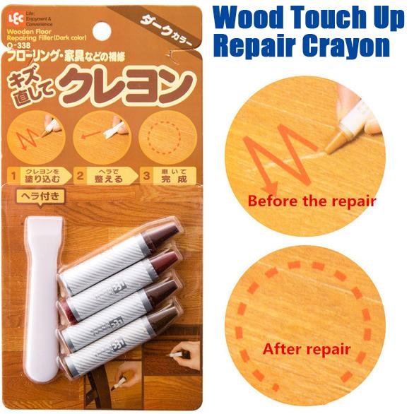 Wood Touch Up Repair Crayon Rainbowpick