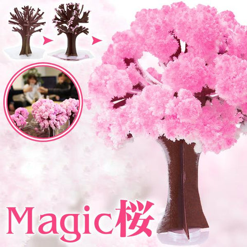 Magic Sakura Tree