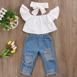 Fashion Baby Girl Full Set
