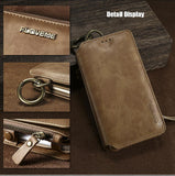 Luxury Leather Iphone Case Wallet