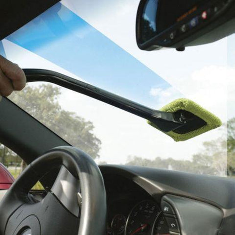 Windshield Microfiber Cleaner