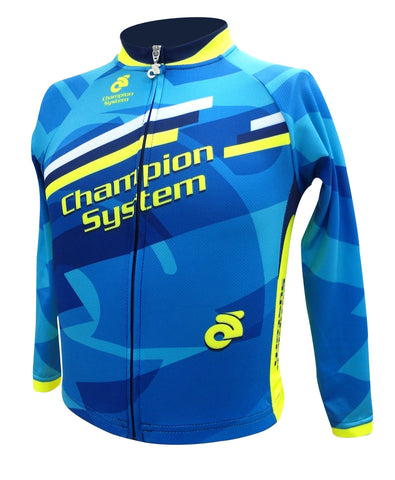 Kids Long Sleeve Jersey