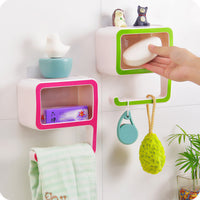 9 Shaped Wall Hanging Storage