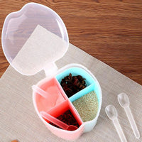 Apple Shaped Seasoning Box