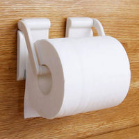 Adjustable Tissue Roll Holder