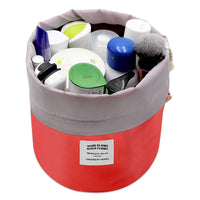 Bucket Barrel Travel Organizer