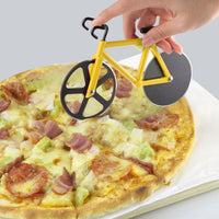 Bicycle Pizza Cutter