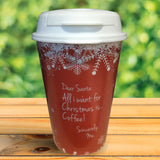 Sipper Cup with Coffee & Sipper Lids - 360 ml