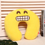 Emoji Travel Neck Pillow