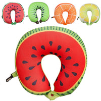 Neck Rest Fruit Cushions