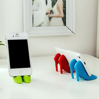 High Heeled Mobile Stand