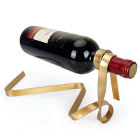 Ribbon Wine Bottle Holder