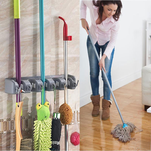 Mop And More Holder