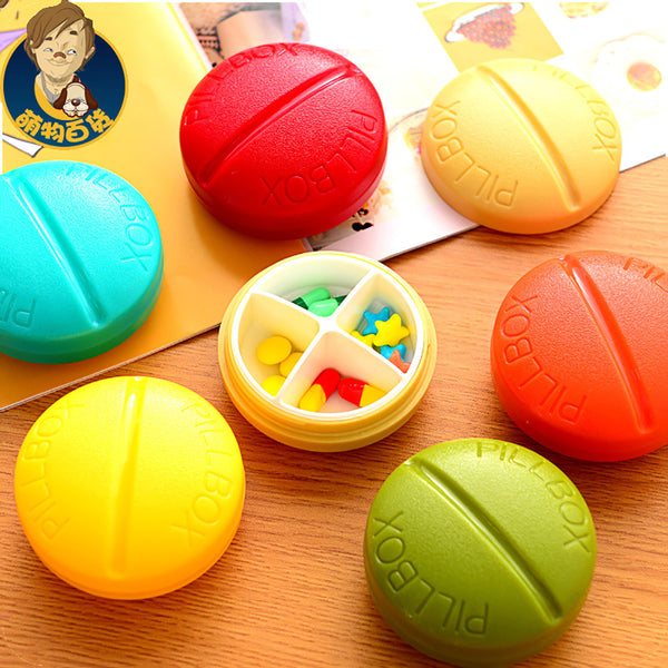 Mini Pill Box
