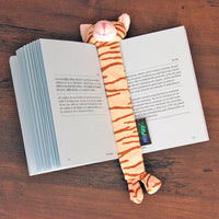 Plush Animal Bookmark