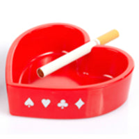 Poker Ashtray