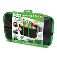 Pop and go bag